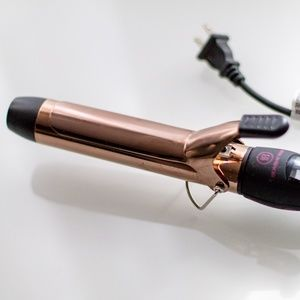 Bombay Hair Rose Gold 32MM Curling Iron